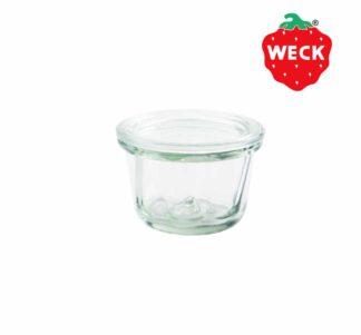 Prämie 12 x WECK®-Gugelhupfglas 165 ml