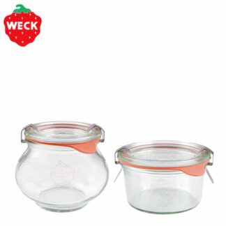 Prämie 12 x Schmuckglas 220 ml + 12 x Sturzglas 165 ml