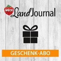 6 x WECK LandJournal